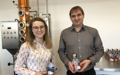 Berlin Distillery: Experimentelle Kreationen für Gin-Fans