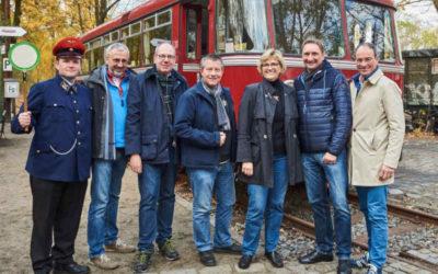 Elektro-Schienenbusse on demand