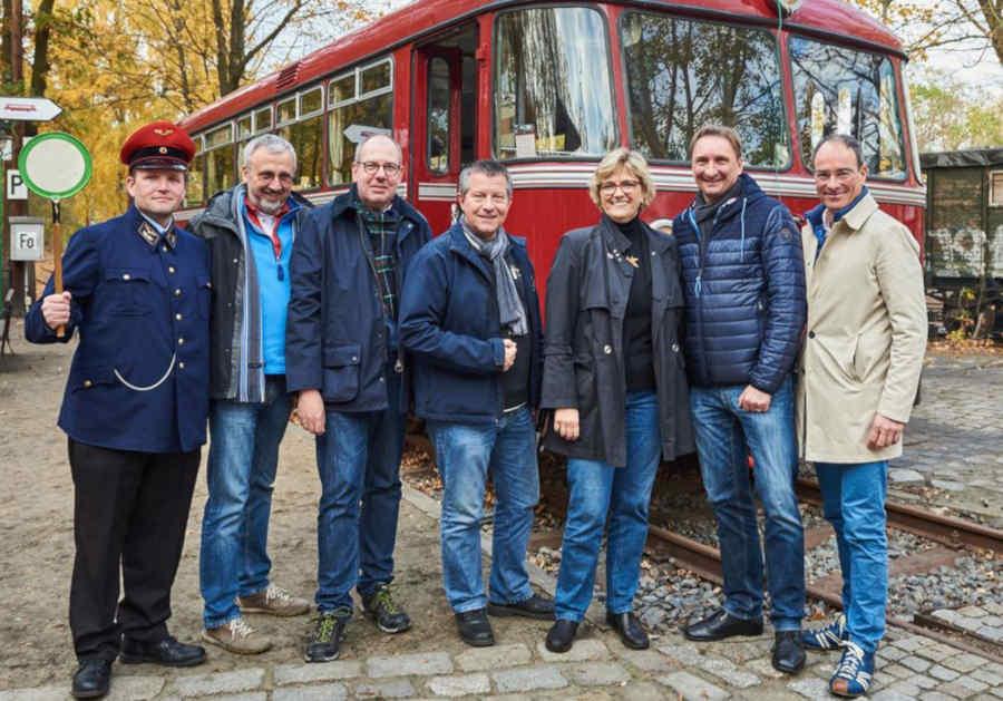 Goerzwerke elektro Schienenbusse on demand