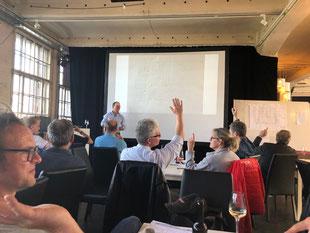 Brainstorming | Hoffest | 24. August 2019