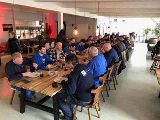 Handwerker-Lunch