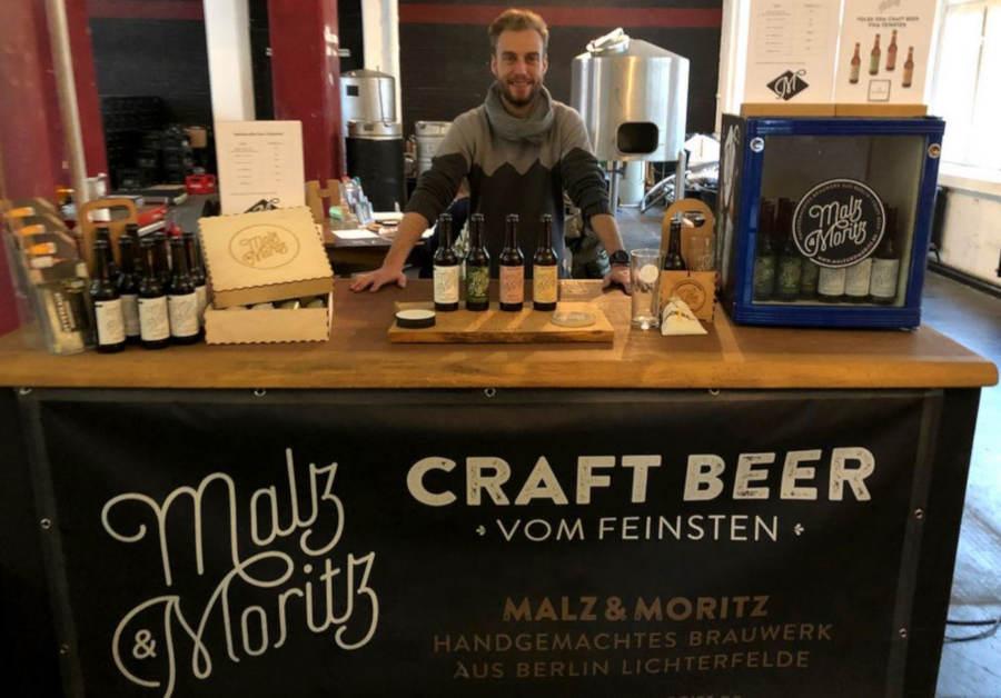 Goerzwerk Malz&Moritz Craft Beer