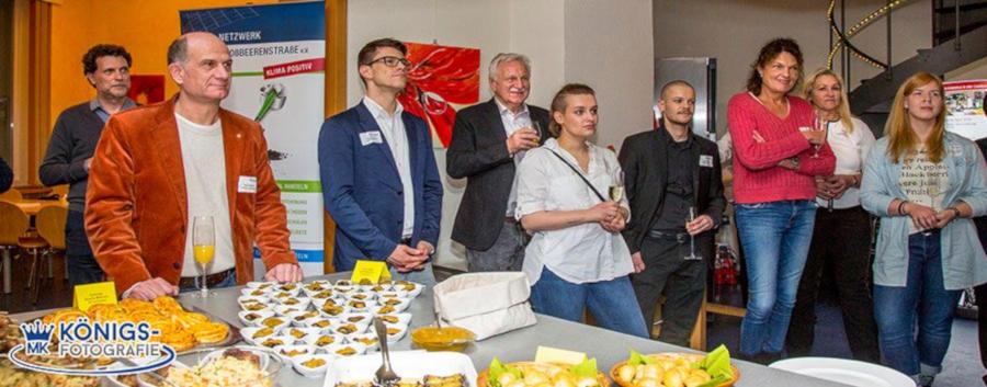 Goerzwerk zu Gast beim Treffen des Netzwerkvereins Großbeerenstraße