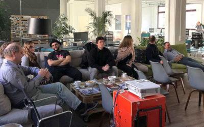 Goerzwerk goes Co-Working