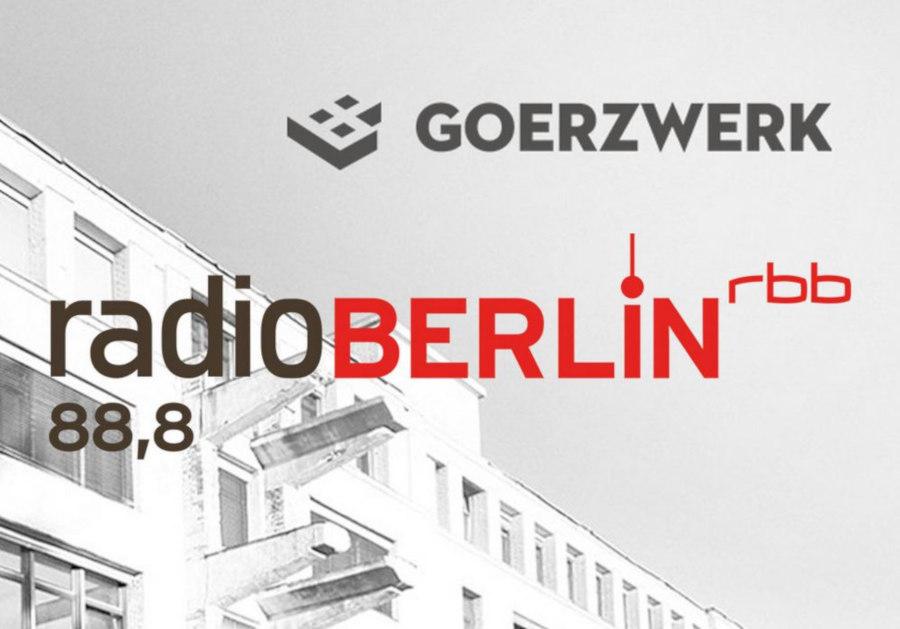 Goerzwerk im Radio Berlin