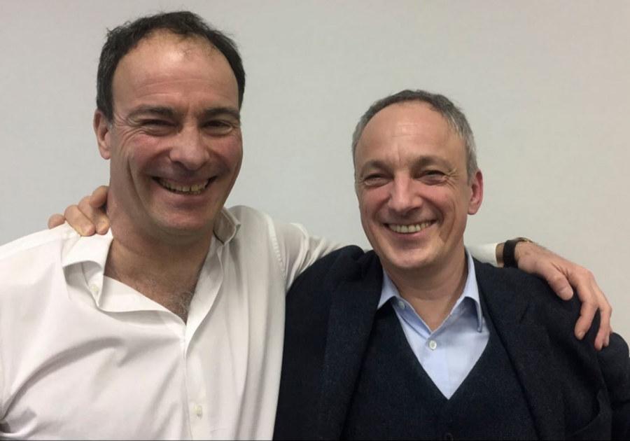 Goerzwerke Silvio Schobinger mit Friedrich Kurz