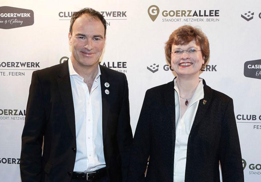 Festakt Gründung Verein Goerzallee e.V.