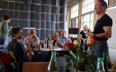 Hoffest-Planung mit Kässpätzle