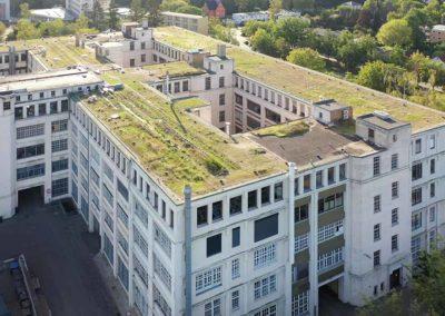 Filmlocation-Dach