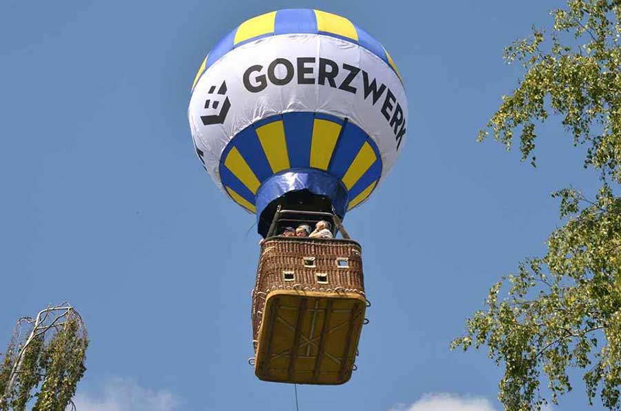 Ballon-Goerzwerk