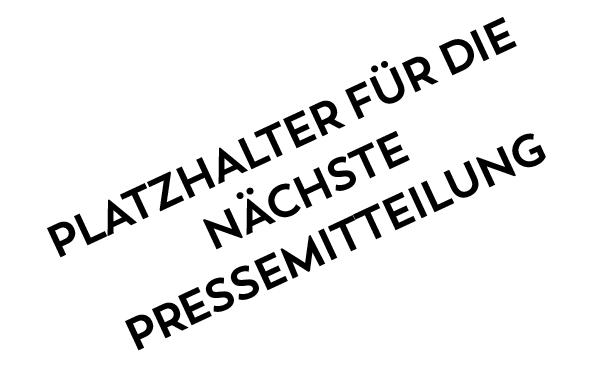 Platzhalter-Presse